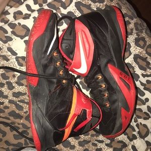 Nike Shoes - 2 pairs LeBron soldiers
